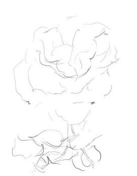 Как нарисовать мишку с сердечком и